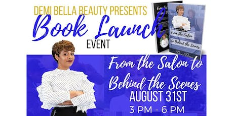 From the Salon to Behind the Scenes Book Launch and Panel Discussion tickets