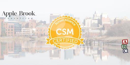 Certified ScrumMaster® (CSM) - Wilmington - November 21-22