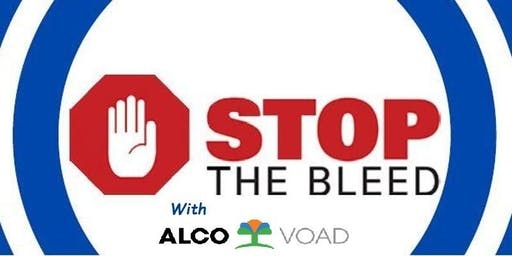 Stop the Bleed - ALCO VOAD