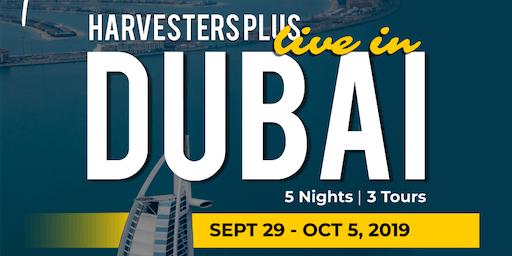HarvestersPlus Live in Dubai