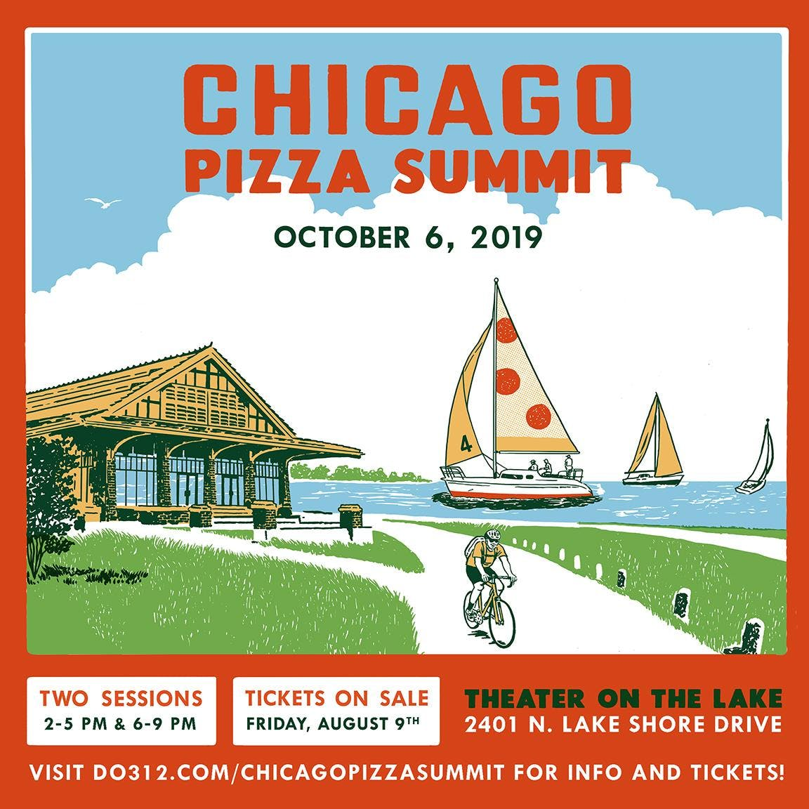 4th Annual Chicago Pizza Summit *Session One*