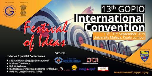 GOPIO International Convention 2019