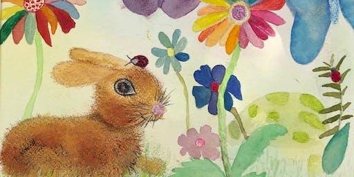Watercolor Nature Scenes (Workshop for Kids)