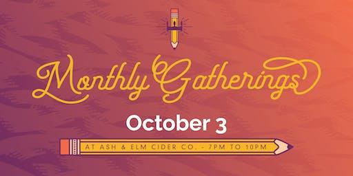 Kingdom Creative October Gathering