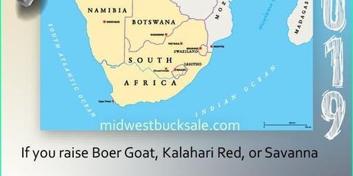 SA Boer Goat Judges Course and Trip