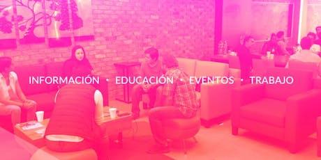 Talleres UX México // Sistemas de Diseño boletos