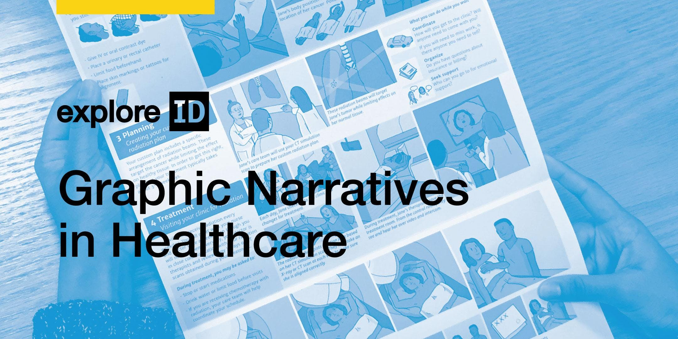 exploreID: Graphic Narratives in Healthcare
