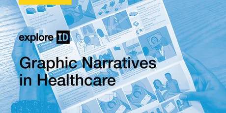 exploreID: Graphic Narratives in Healthcare tickets