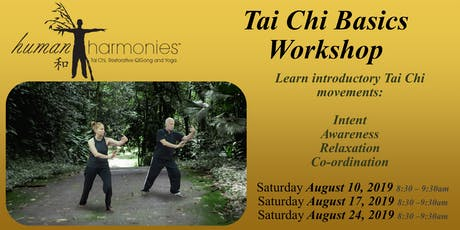 Tai Chi Saturdays in the Park tickets