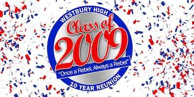 Westbury High School Class of 2009 Reunion