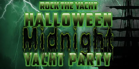 Rock the Yacht: Halloween Midnight Yacht Party Aboard the Spirit of Chicago! tickets