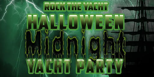 Rock the Yacht: Halloween Midnight Yacht Party Aboard the Spirit of Chicago!