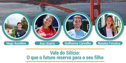Meetup - Vale do Silício: O que esperar para o futuro do seu filho