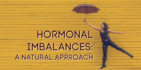 Hormonal Imbalances: A Holistic Approach tickets