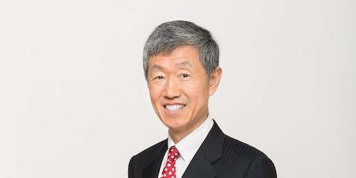 [Dean's Speaker Series] Weijian Shan