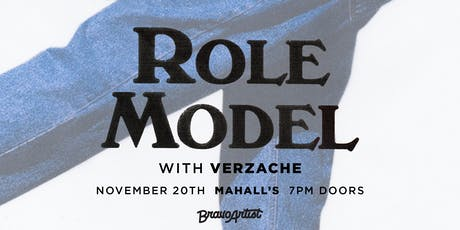 ROLE MODEL @ Mahall's (11/20) tickets