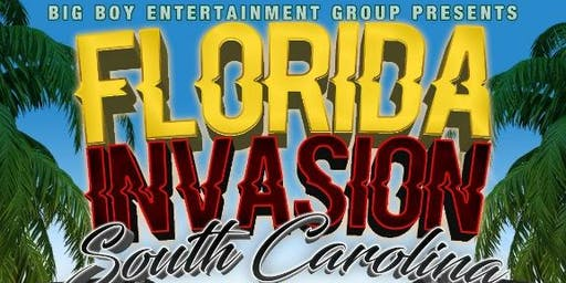 Big Boy Entertainment Group Present: A Florida Invasion SC Edition