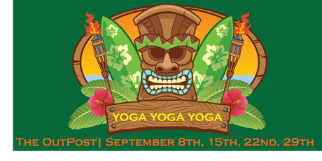 Jungle Yoga at The OutPost tickets