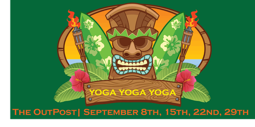 Jungle Yoga at The OutPost