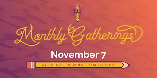 Kingdom Creative November Gathering