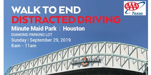 AAA Texas Walk to End Distracted Driving 2019