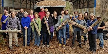 Mushroom Log Inoculation Workshop biglietti