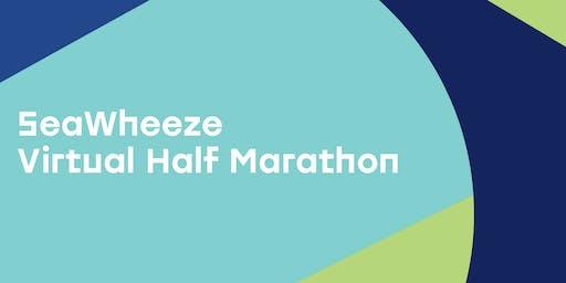 Barrie's SeaWheeze Virtual Half Marathon