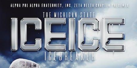 ICE ICE: MSU ICEBREAKER tickets