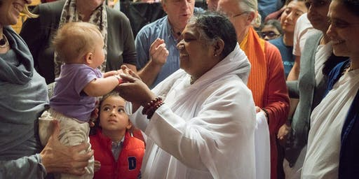 Amma in London