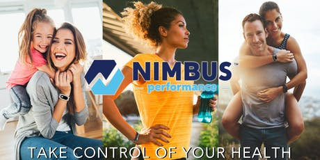 Nimbus Performance - Take Control of Your Health tickets