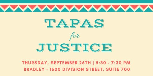 Tapas for Justice