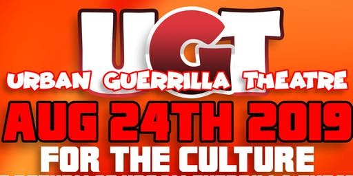 For The Culture: The Return of URBAN GUERRILLA THEATRE