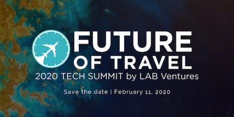 Future of Travel Tech Summit 2019 tickets