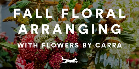 Luke's Local Commons: Fall Floral Arranging Class tickets