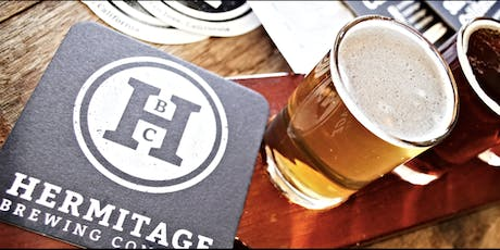 Singles Happy Hour ❤️ Hermitage Brewing  | 29-39 tickets
