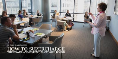 How to Supercharge the Power and Potential of Your Board- Dallas