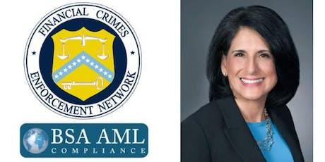 AVCU's 2019 Bank Secrecy Act & Anti-Money Laundering Seminar tickets