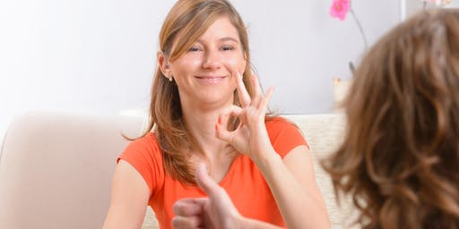 Snapshot: Intro to American Sign Language & Deaf Culture