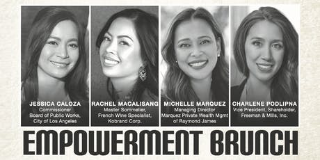 Pinay Empowerment Brunch tickets