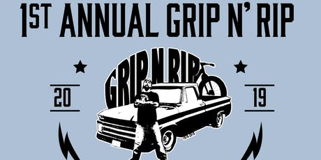 1st Annual Grip n' Rip Benefit tickets