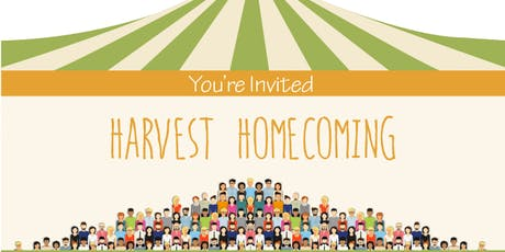 Harvest Homecoming Benefit for Hanna Perkins Center tickets