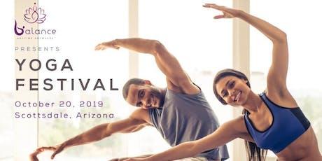 Balance Yoga Festival tickets