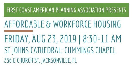 Affordable & Workforce Housing tickets
