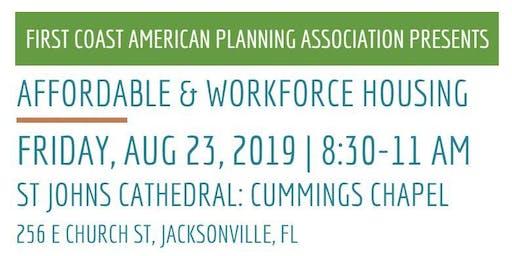Affordable & Workforce Housing