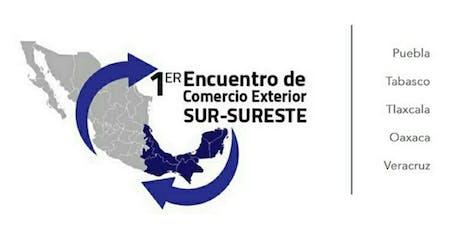 Encuentro COMCE Sur Sureste boletos