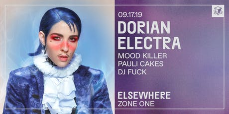 Dorian Electra @ Elsewhere (Zone One) tickets