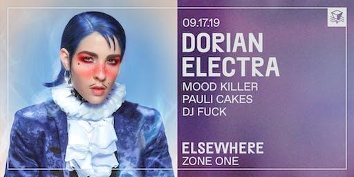 Dorian Electra @ Elsewhere (Zone One)