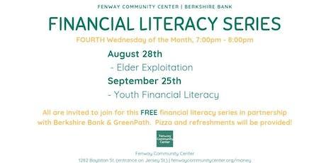 Financial Literacy Series tickets