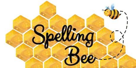 Team Spelling Bee Night! tickets