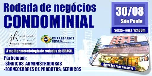 Rodada de negócios - CONDOMINIAL - 30-08-2019